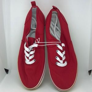Old Navy NEW red sneakers, Apple Of My Eye